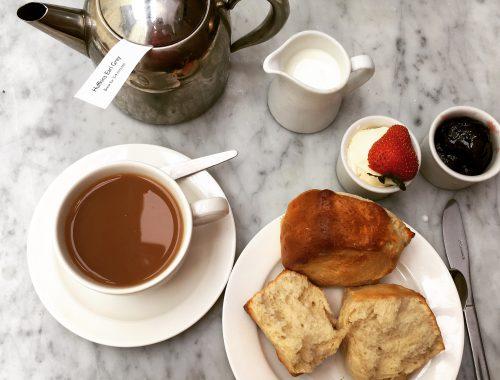 Five o'clock-tea