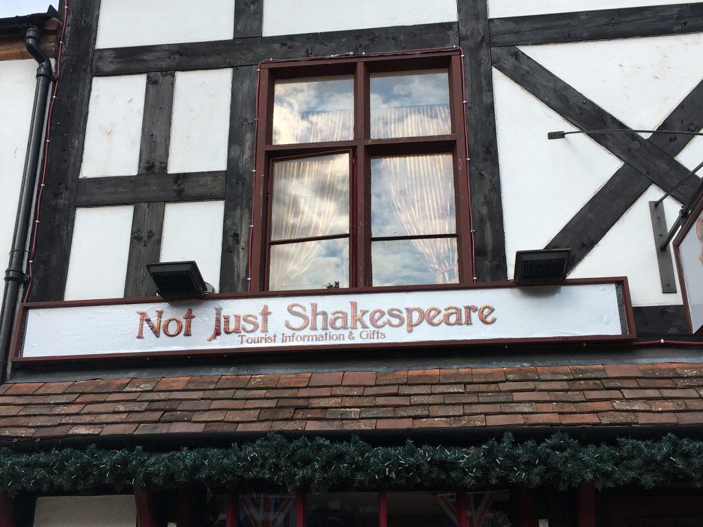 Not just Shakespear