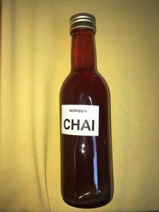 Chai - sciroppo
