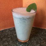 mint yoghurt drink