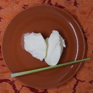 Lemongras-Mousse