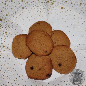 biscotti caramellini