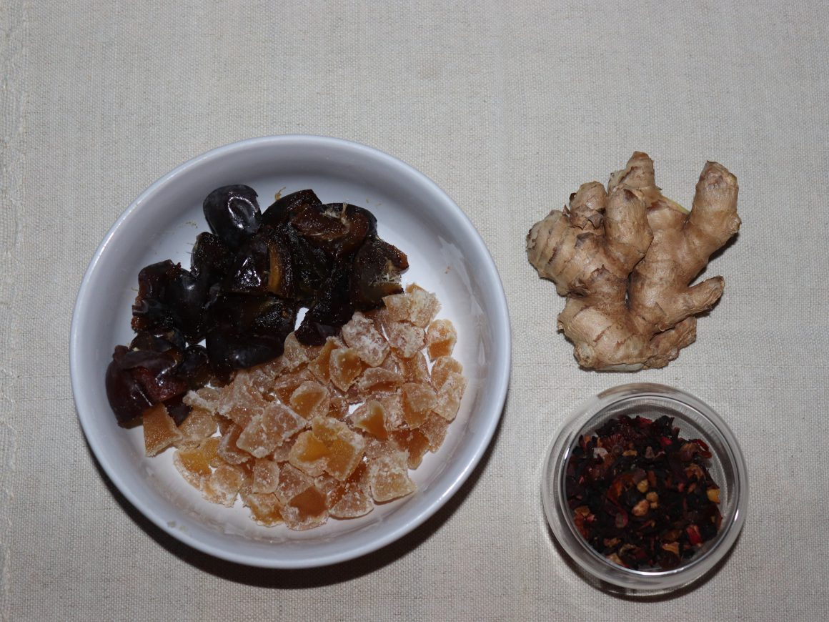 salsa di frutta, ingredienti