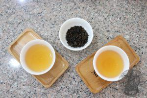 Tè Oolong scuro