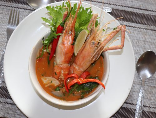 Tom Yum Kung finito