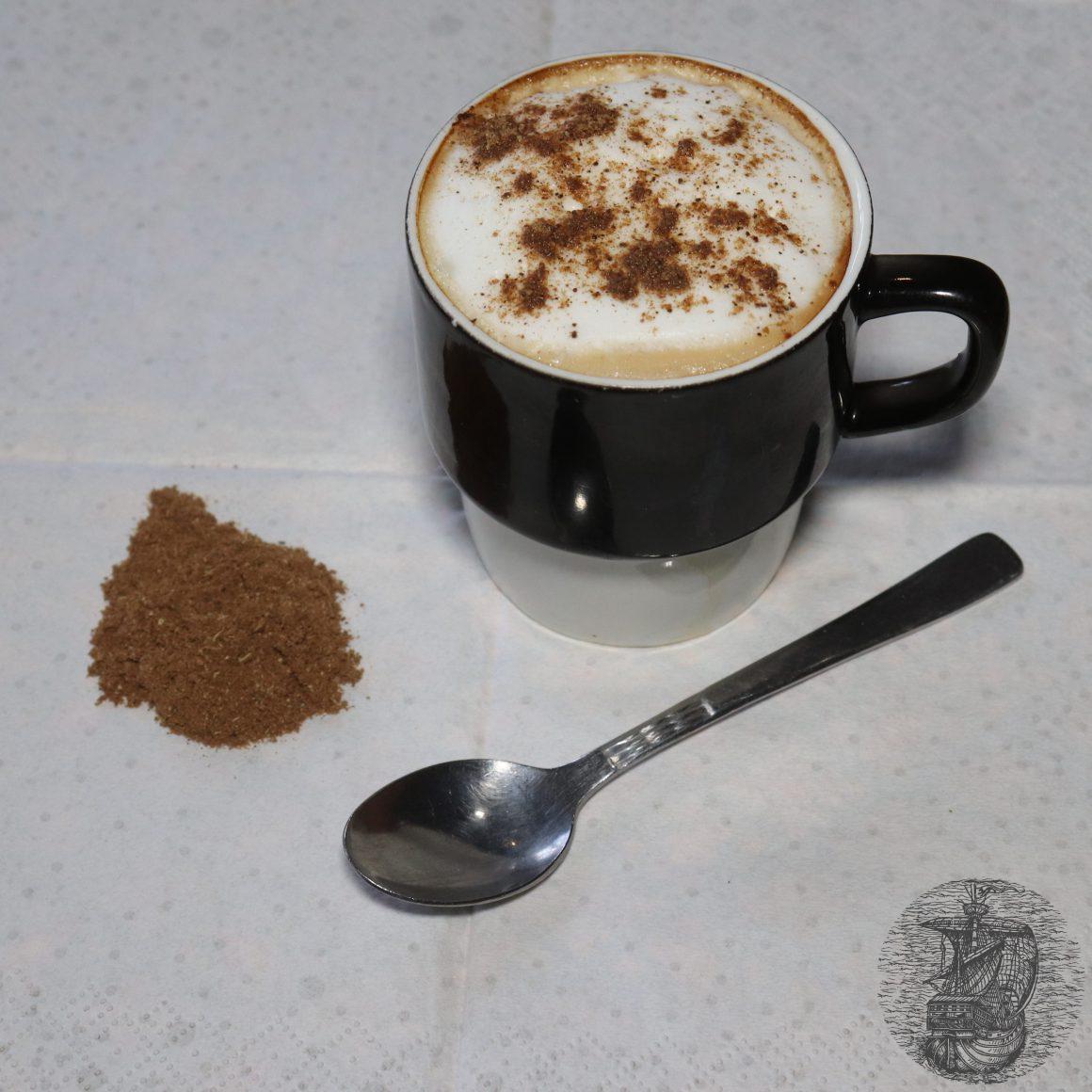 caffè con spezie
