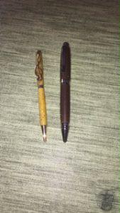 penne fatte con resina e spezie