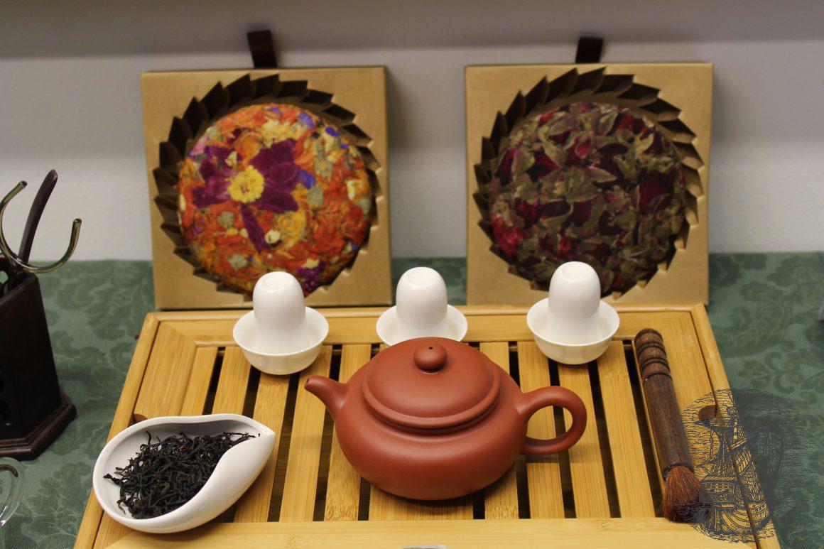 tè verde in cina