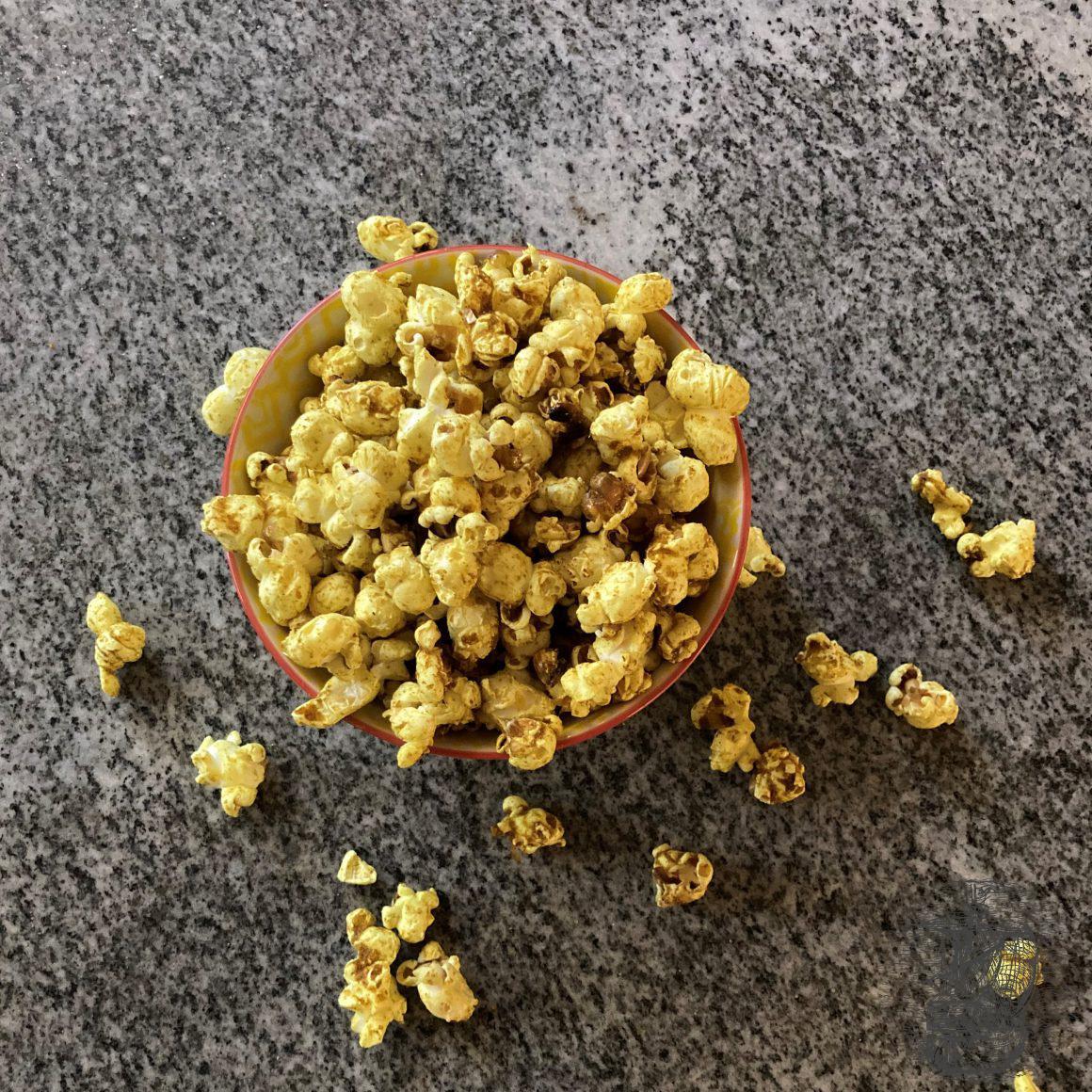popcorn alle spezie
