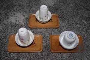 tazze per cerimonia del tè
