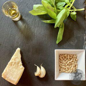 Pesto, ingredienti