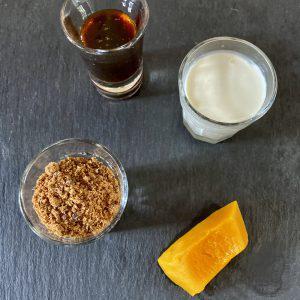 Torta di zucca, ingredienti