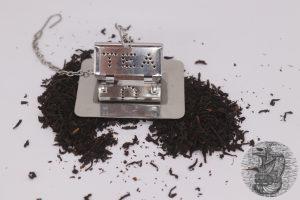 Filtro del tè casetta