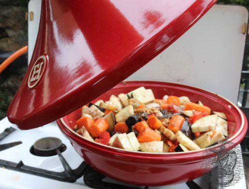 Tajine marocchina - la ricetta