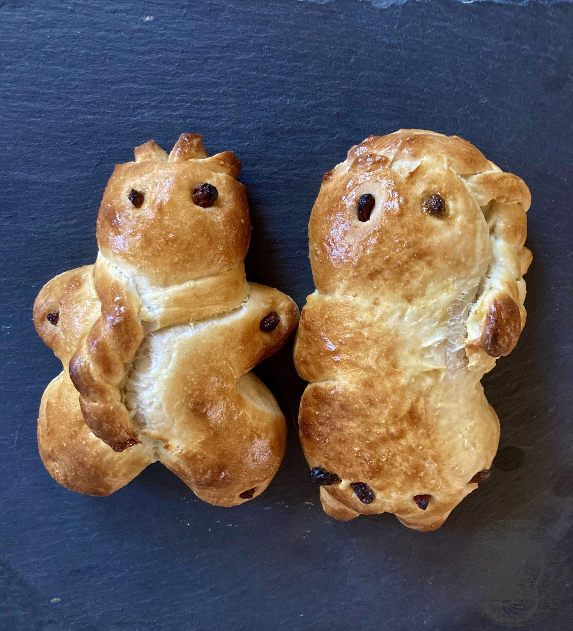 Grittibänz - the bread man