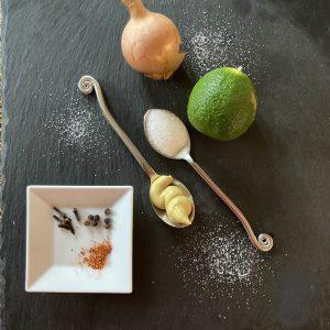 Yassa, ingredienti