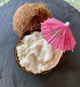 Gelato al cocco – il classico gelato tailandese