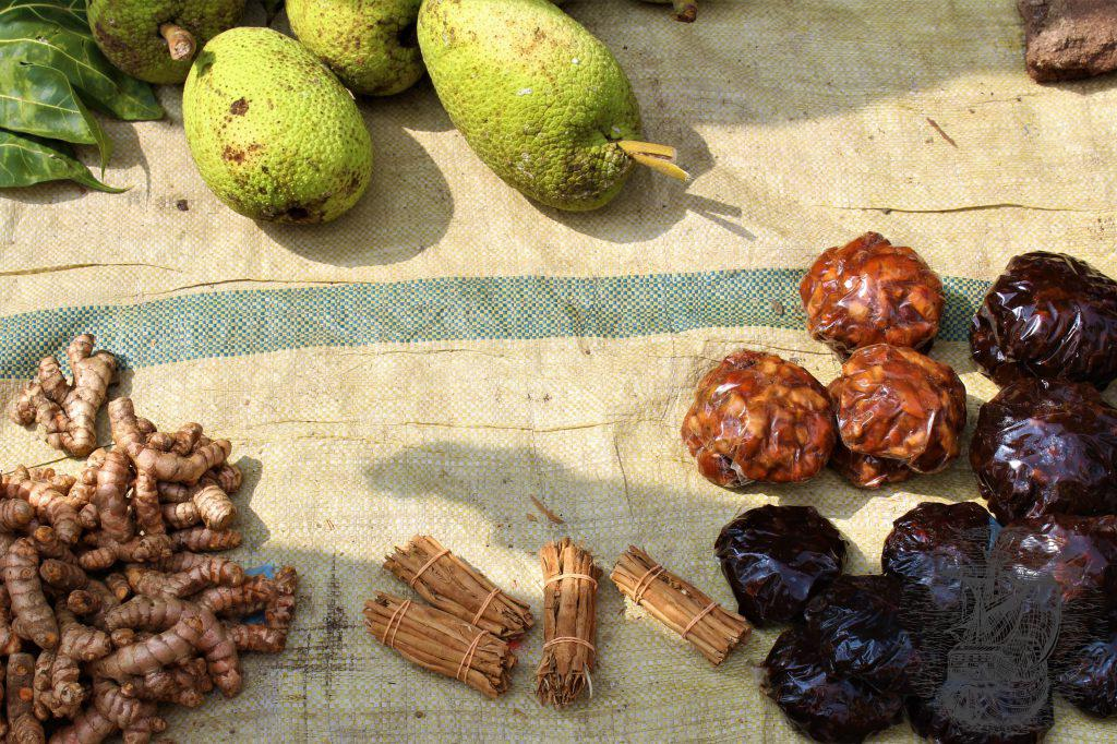 spezie sul mercato